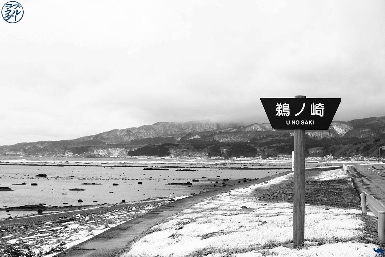 Le Chameau Bleu - Blog Voyage Japon- Plage de Oga