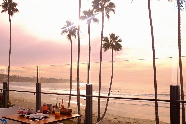 Le Chameau Bleu- Blog voyage - Californie du Sud-décor de la jolla
