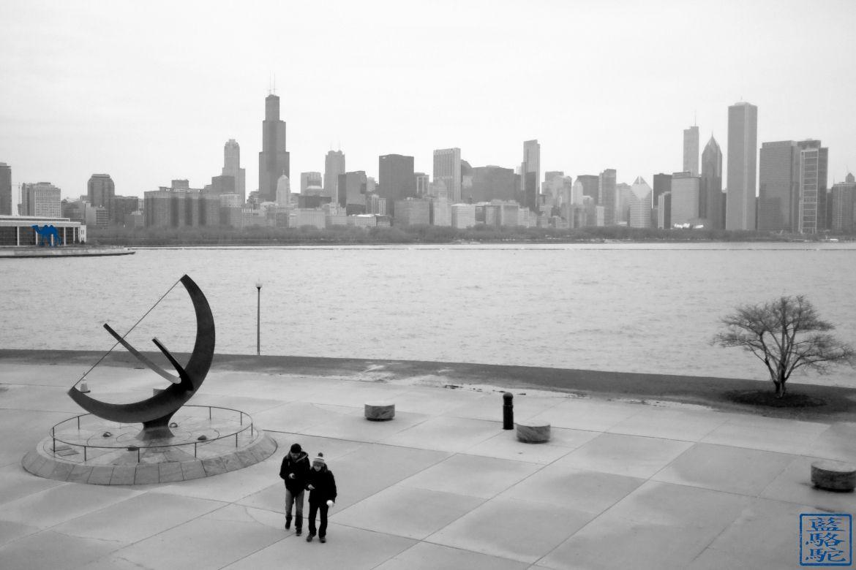Le Chameau Bleu - Blog Voyage Chicago USA - Planetarium de Chicago