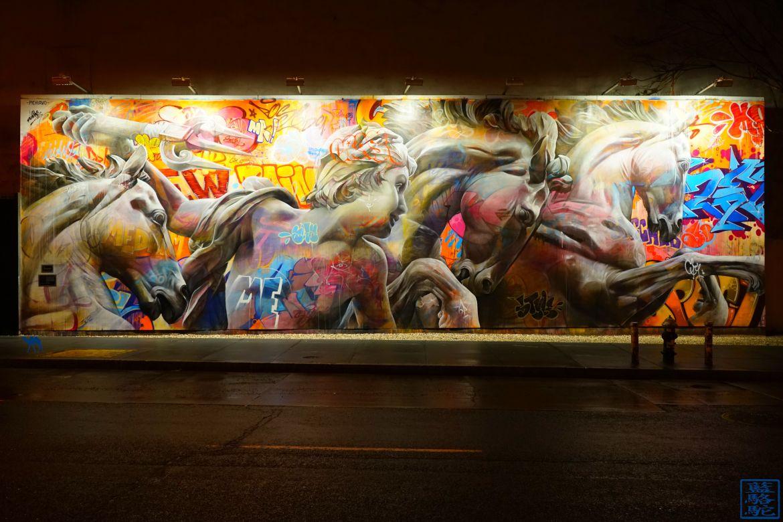 Le Chameau Bleu - Blog Voyage et Gastronomie - Street Art New York USA - Voyage à new York