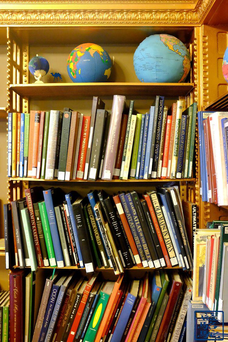 Le Chameau Bleu - Blog Voyage New York - NYPL - Livres