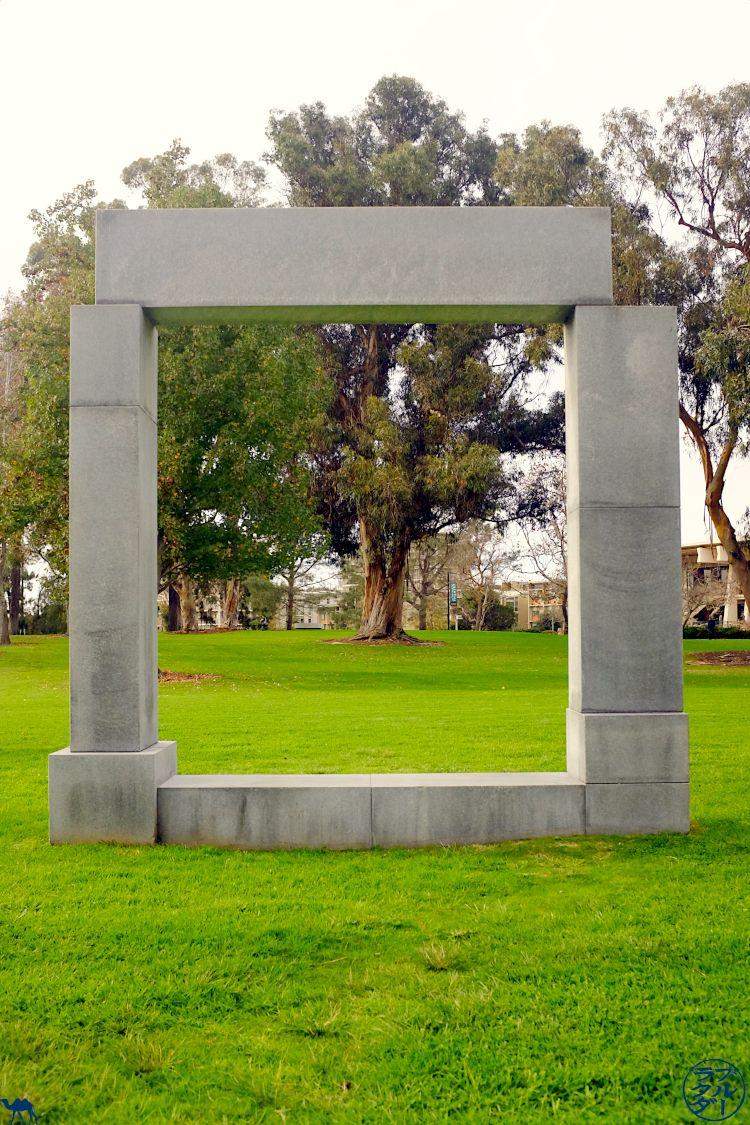 Le Chameau Bleu - Voyage en Californie à San Diego - La Jolla Project à UCSD