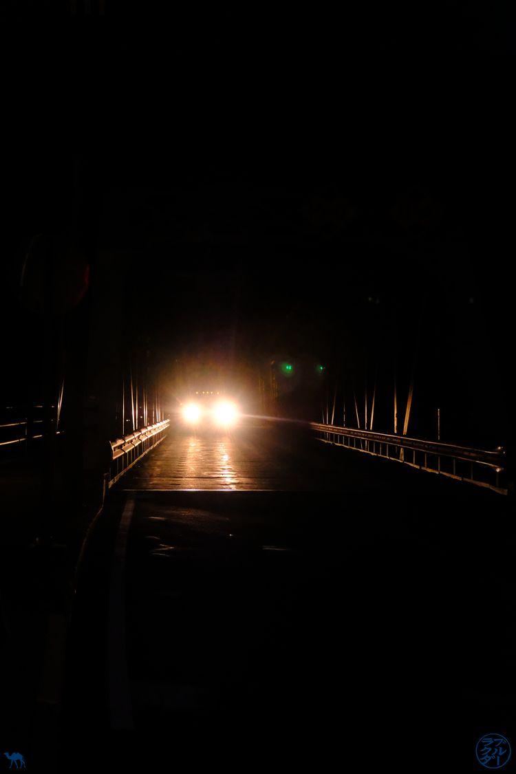 Le Chameau Bleu - Blog Voyage Brattleboro - Lumière sur le Pont