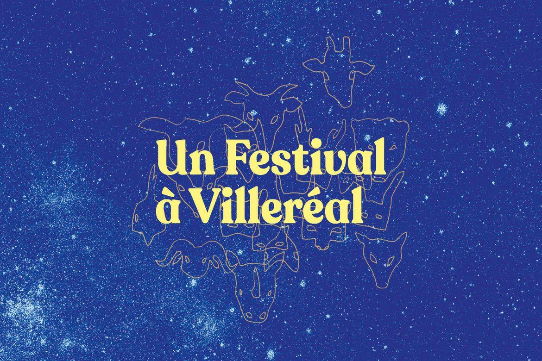Le Chameau Bleu - Blog Voyage - Un festival a Villereal
