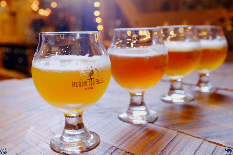 Le Chameau bleu - Blog Voyage USA Vermont - Dégustation de bières à Bratlleboro - Hermittrush