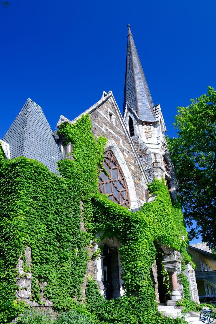 Le Chameau Bleu - Blog Voyage Vermont Etats Unis - Eglise de Brattleboro