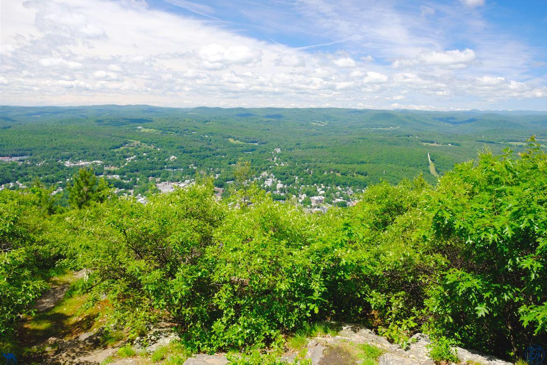Le Chameau Bleu - Blog Voyage Vermont - Les Hauteurs de Brattleboro