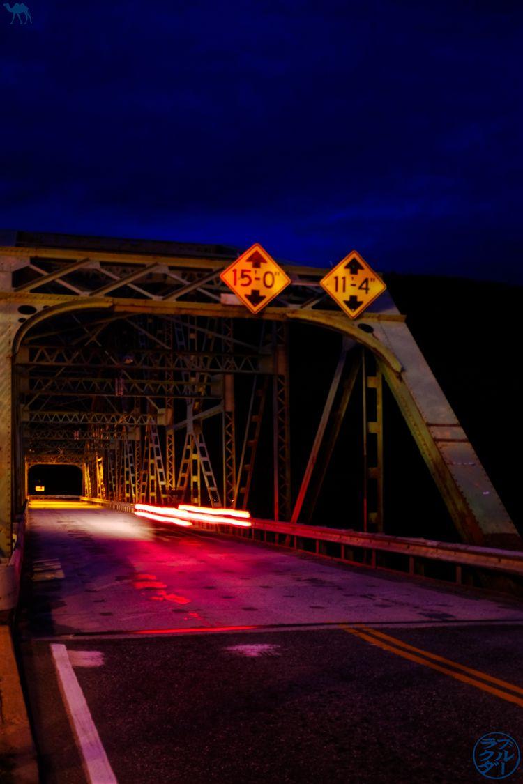 Le Chameau Bleu - Blog Voyage Vermont - Usa- Pont de Brattleboro