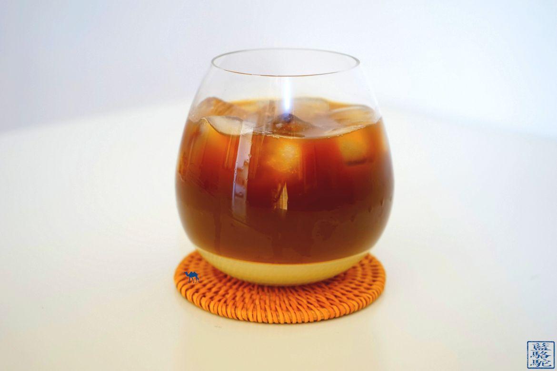 Le Chameau Bleu - Blog Cuisine et Voyage - Recette du Café glacé Vietnamien - Cà phê sữa đá