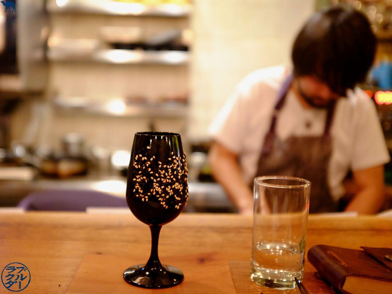Le Chameau Bleu - Accord Mets - Cocktail au restaurant Gastronomique Dersou - Paris
