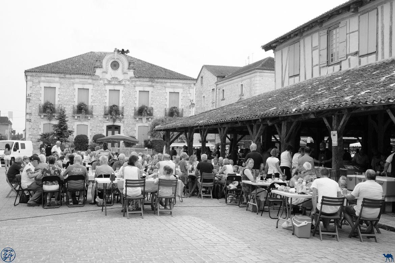 Le Chameau Bleu - Blog Voyage Villéreal - Marché Gourmand