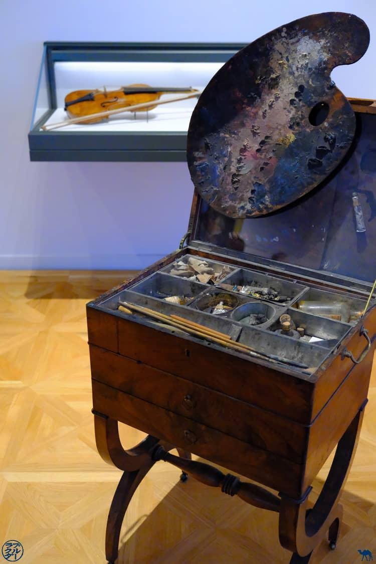 Le Chameau Bleu - Blog Voyage et Cuisine - Violon d'Ingres Musée Montauban