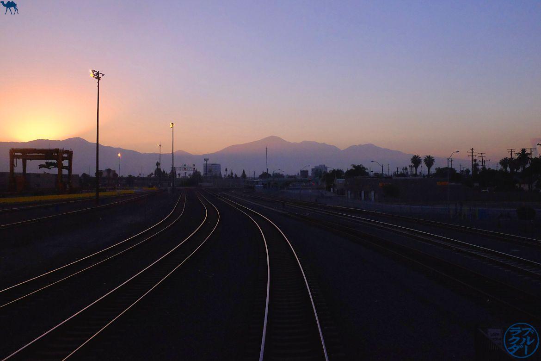 Le Chameau Bleu - Blog Voyage Chicago Los Angeles - Voyage dans le Southwest Chief train