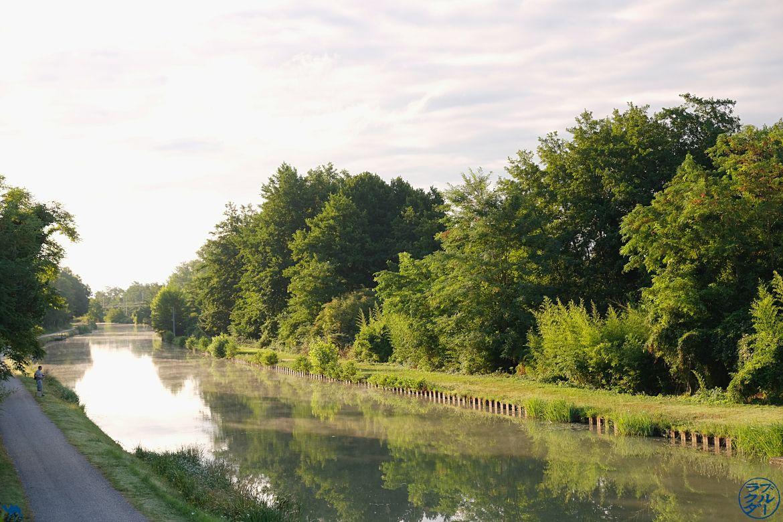Le Chameau Bleu -Blog Voyage Photo du Lot et Garonne - Canal des deux mers à Saint jean de Thurac