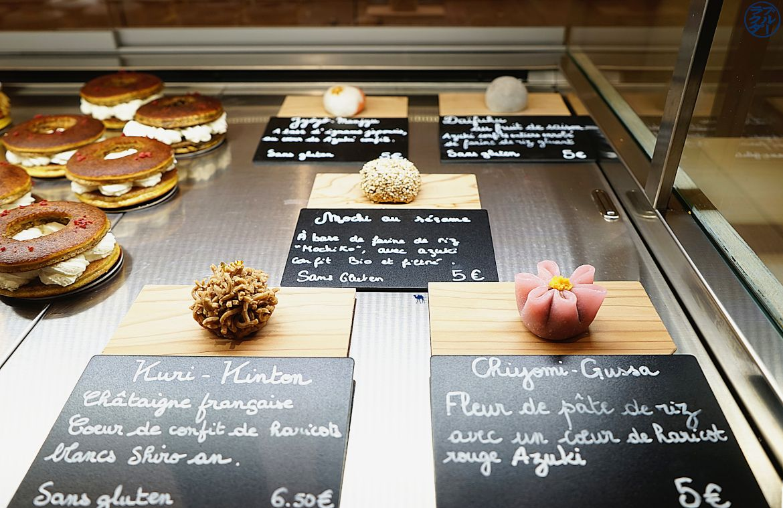 Le Chameau Bleu - Blog Gastronomie Tomo Paris Patisserie Japonaise Tomo Paris France