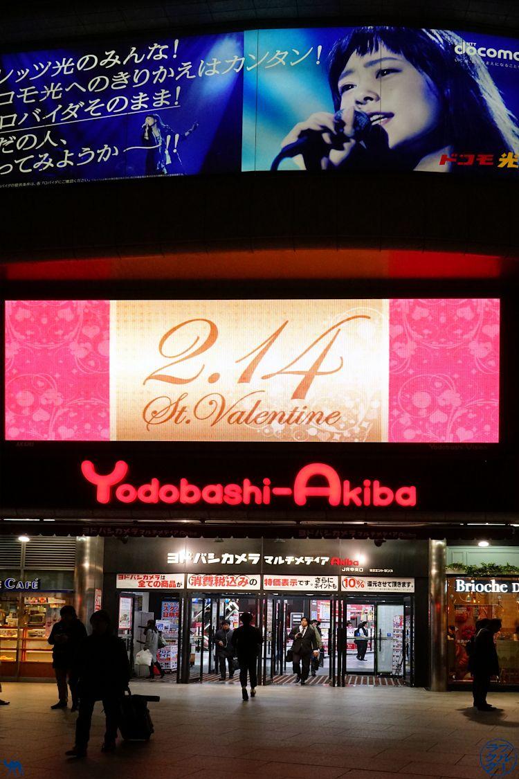 Yodobashi - Le Chameau Bleu Blog Voyage Japon -- Magasin électronique Japon Shopping