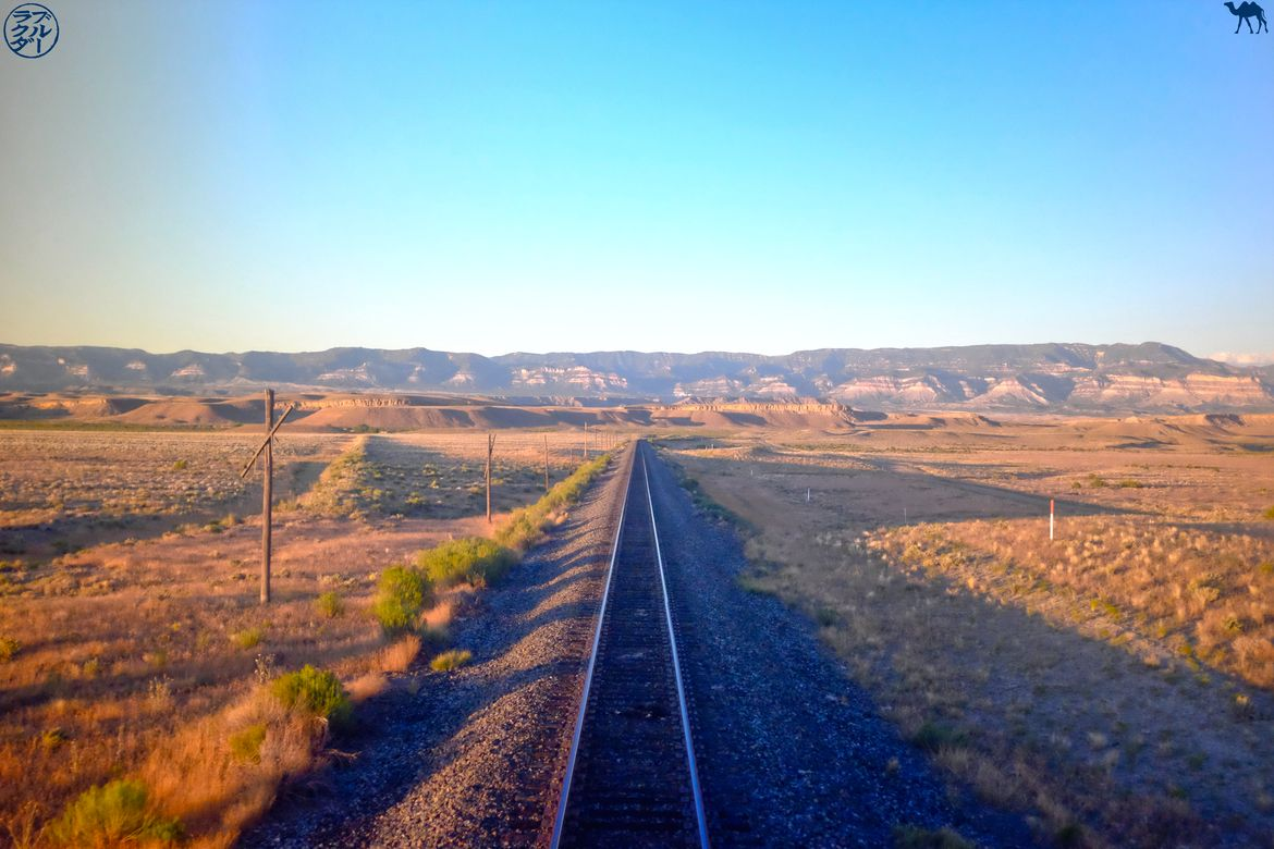 Le Chameau Bleu - Blog Voyage USA - Chicago Salt Lake City en train
