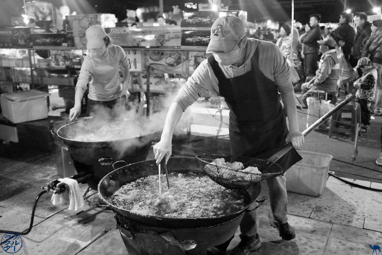 Le Chameau Bleu - Blog Voyage Taitung Taiwan - Marché de nuit de Taitung Night Market de Taiwan